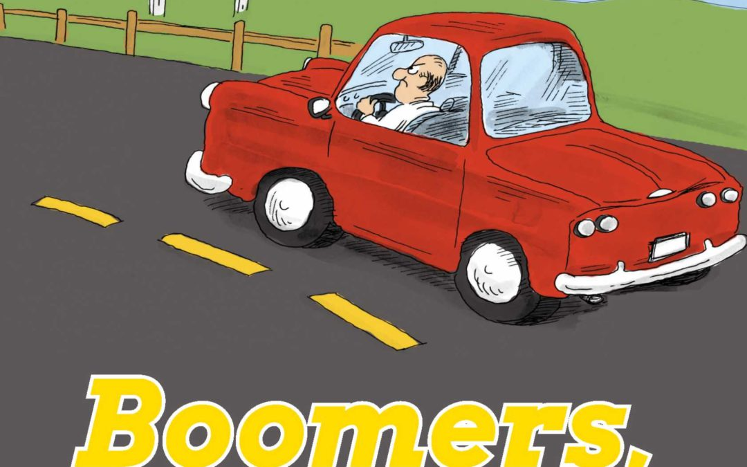 Banks without money; excerpt from Boomers, Zoomers, and Other Oomers
